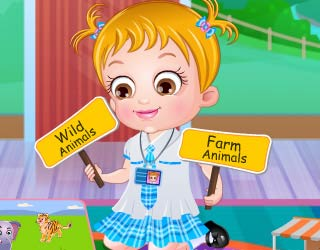 Baby Hazel Learn Animals for Android - APK Download