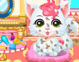 Game Baby Kitty Salon
