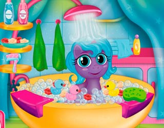 Game Baby My Little Pony Bath