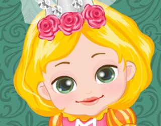 Game Baby Princess Royal Care