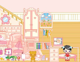 Game Baby room