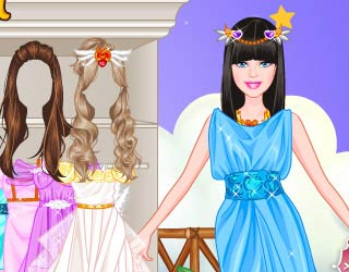 Game Barbie Angel Bride Dress Up