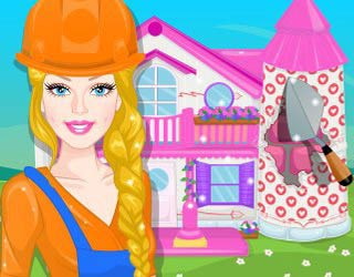Play Free Barbie Dreamhouse Designer