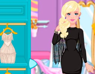 Game Barbie's First Fashion Show