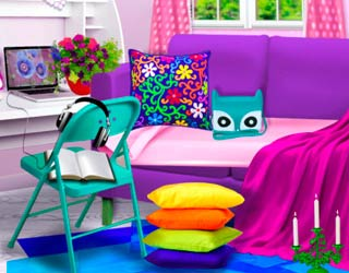 Game Barbie's Perfect Reading Corner