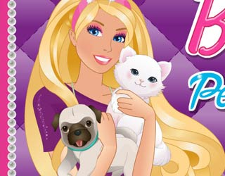 Game Barbie's Pet Beauty Salon