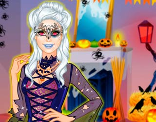 Game Barbie's Spooky Costumes