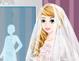 Game Barbie's Wedding Dress