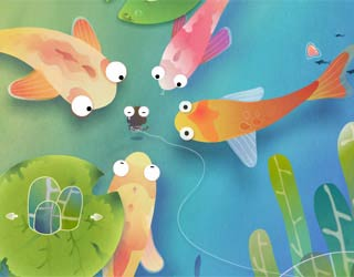 Game Beautiful Fishpond