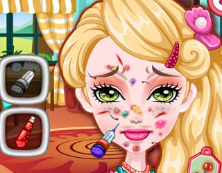 Game Beauty Crisis Accident Treatment