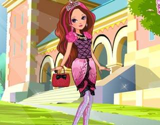 Game Briar Beauty Makeover