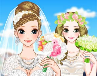 Play Free Bridal Hair Salon