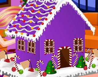 Game Christmas Gingerbread House