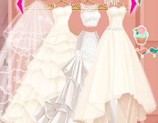 Game Cinderella Wedding Fashion Blogger