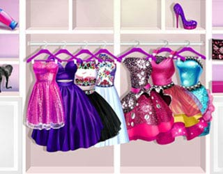 Game Cinderella's Walk-In Closet