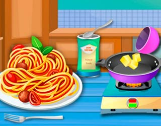 Game Cooking Delicious Chicken Pasta