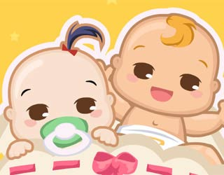 Game Cute Baby Daycare
