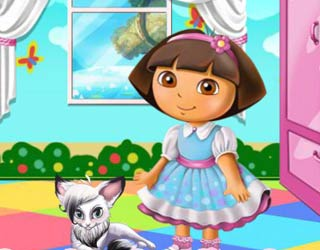 Game Decor at Fynsy's Dora