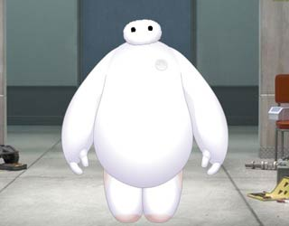 Game Design Baymax