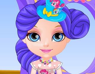 Game Design My Little Pony Dressup