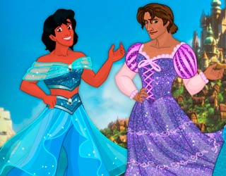 Game Disney Prince Crossdress
