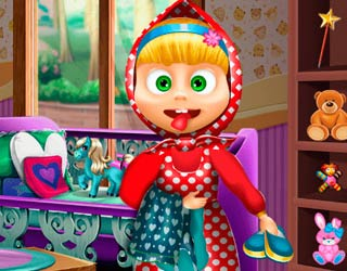 Game DIY Masha Doll