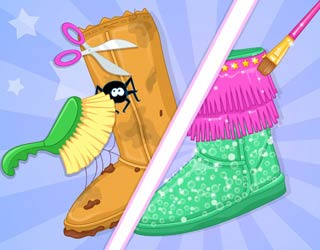 how to clean uggs diy