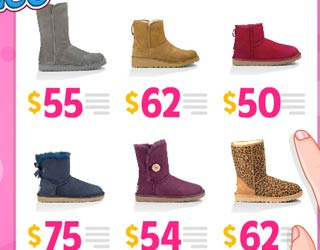 Game DIY UGGS Design