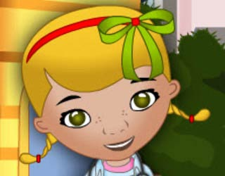 Game Doc Mcstuffins Dress Up