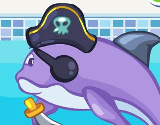 Game Dolphin Slacking