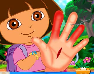 Game Dora Hand Injuries