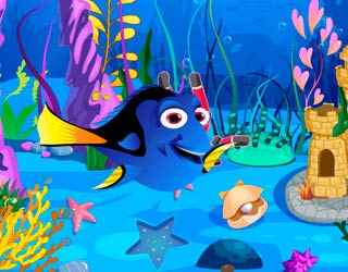 Game Dory's Fish Tank