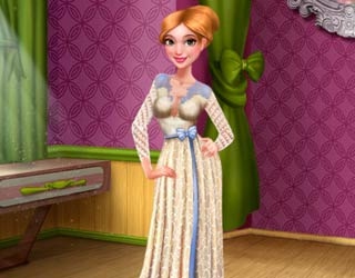Game Dove Wedding Dolly Dress Up