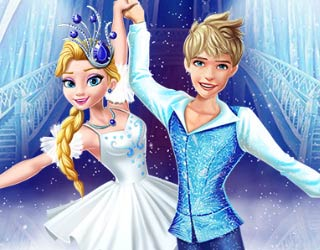 Game Ellie and Jack Ice Ballet