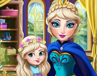 Game Elsa Mommy Real Makeover