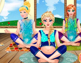 Game Elsa Pregnant Therapy
