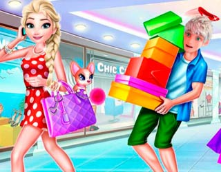 Game Elsa Sale Rush