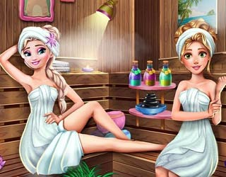 Game Elsa Sauna Realife