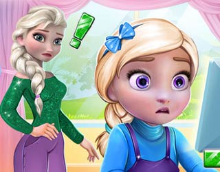 Game Elsa's Daughter Futilities