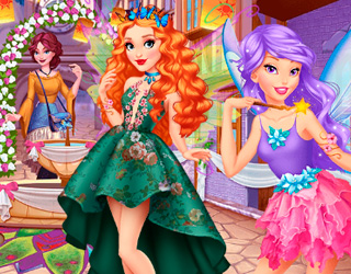 Game Enchanted Spring Dance