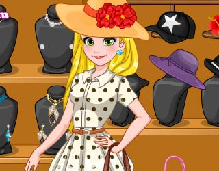 Game Fashion Boutique Disney Princess