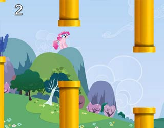 Game Flappy Pony