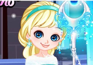 Game Frozen Elsa's New Staff
