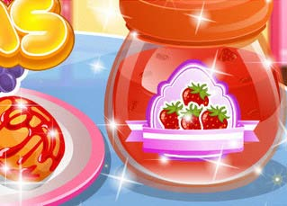 Game Fruit Jams