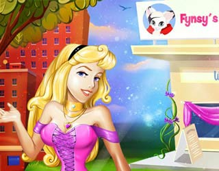 game Fynsy's beauty salon Avrora
