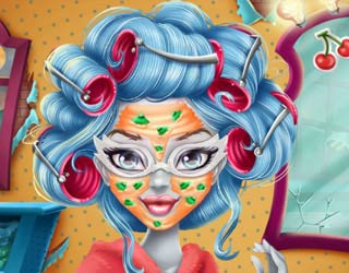 Game Ghoulia Real Makeover