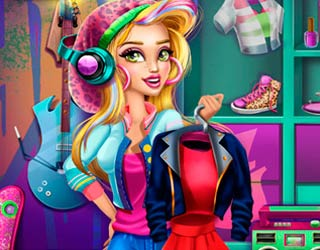 Game Gwen's Holiday Closet