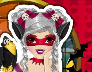 Game Halloween Parade Makeover