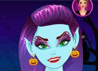 Game Halloween Party Makeover