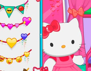 Game Hello Kitty Emojify My Party